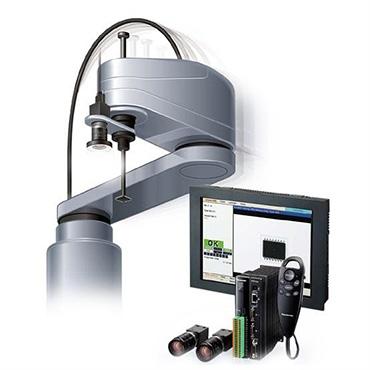 机械手视觉引导系统